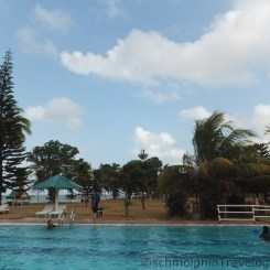 Desaru Damai Beach Resort Swimming Pool Centre