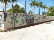 Labuan - Graffiti in Labuan Town - Graffiti or Vandalism?
