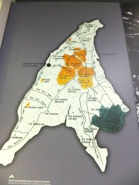 Labuan Muzium - Labuan Map