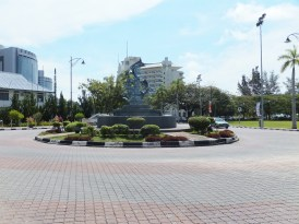 Labuan Roundabout 2 - Near Labuan Business Financial Centre