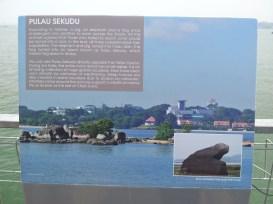 Pulau Ubin History of Pulau Sekudu