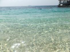 Pulau Redang Water that shines like a Diamond