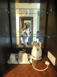 Copthorne Hotel Cameron Highland Double Superior Room Coffee Tea and water boiler Corner
