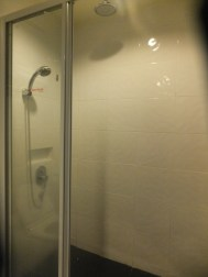 Copthorne Hotel Cameron Highland Double Superior Room Shower Area with water heater