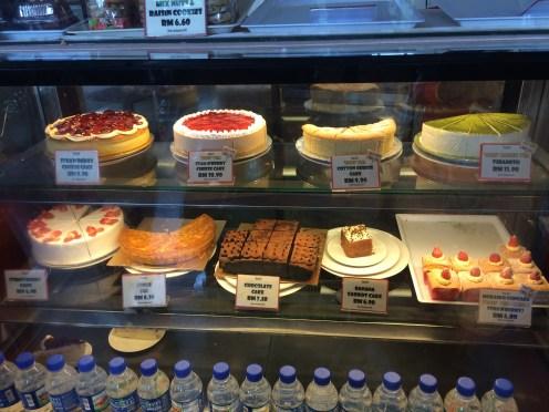 Sungei Palas BOH Tea Centre Tea'Ria Refreshments Cakes