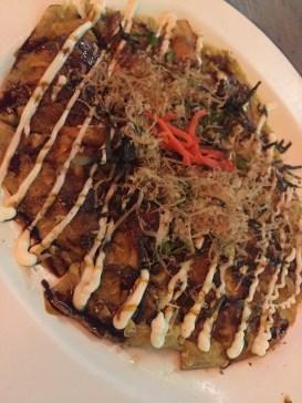 The Ramen Stall Okonomiyaki