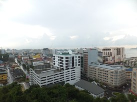 View of KK City from Signal Hill Observatory Tower