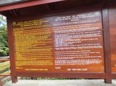 Mount Kinabalu Park Enactment 1984 (Amendment 2007)