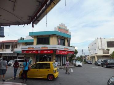 Tanjung Aru Town