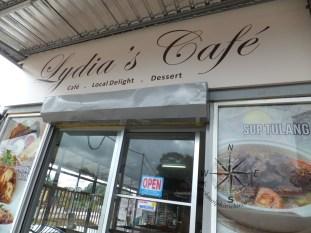 Lydia's Cafe in Kinarut
