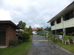 Seaside Travellers Inn in Kinarut Entrance
