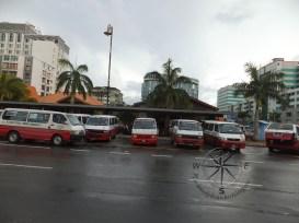 Day 15, 11.11.2014 Sabah Minibus Terminal