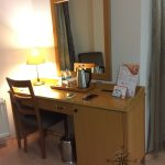 Explore Canakkale, Turkey-Canak Hotel Suite Room Desk with electric kettles and drinks