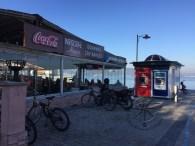 Explore Canakkale, Turkey - Canakkale Restaurant by the coast