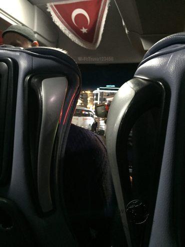 Explore Turkey – Çanakkale Truva Turizm Bus Wifi