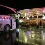 Explore Turkey – Çanakkale Truva Turizm Bus – Stop at Ayvalik Ekbir Park Cafeteria
