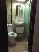 Yenifoca, Turkey - Villa Fokai Hotel Standard Double Toilet