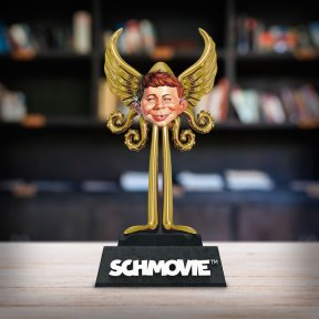 Schmovie Schquid Mad Mag