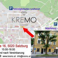 KREMO Neutorstrasse 16 5020 Salzburg