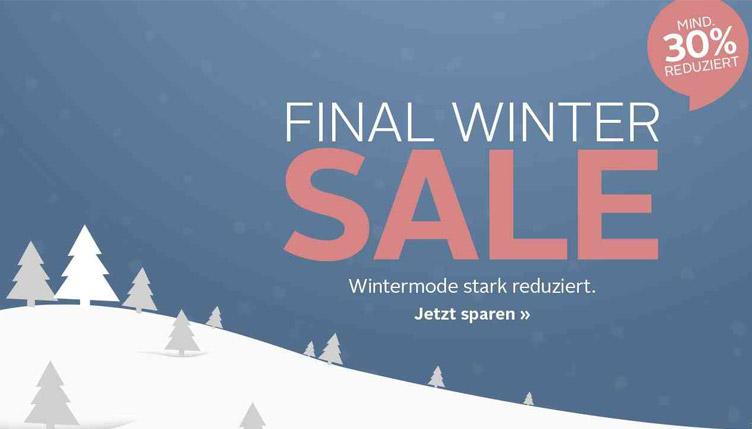 OTTO Winter SALE - Winterschlussverkauf im Online Shop