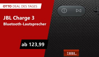 OTTO Deal des Tages JBL Charge 3