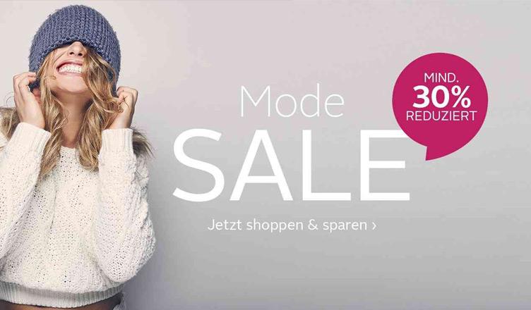 OTTO Mode SALE - Mindestens 30% Rabatt bei otto.de