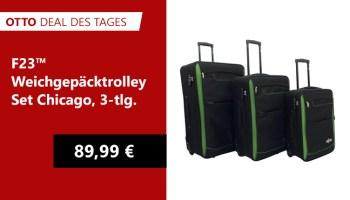 OTTO Deal des Tages Weichgepäcktrolley F23 Chicago