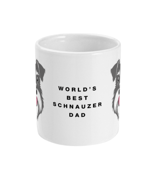 Mug best dad SP centre side mockup