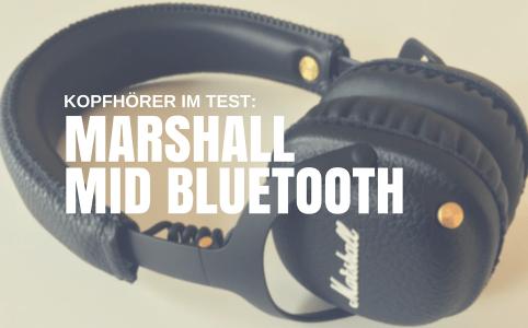 Produktbild Marshall MID Bluetooth