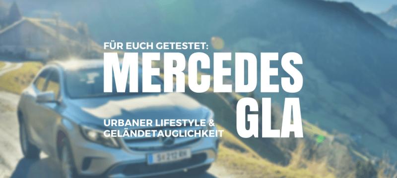 Titelbild Blogpost Mercedes-Benz GLA