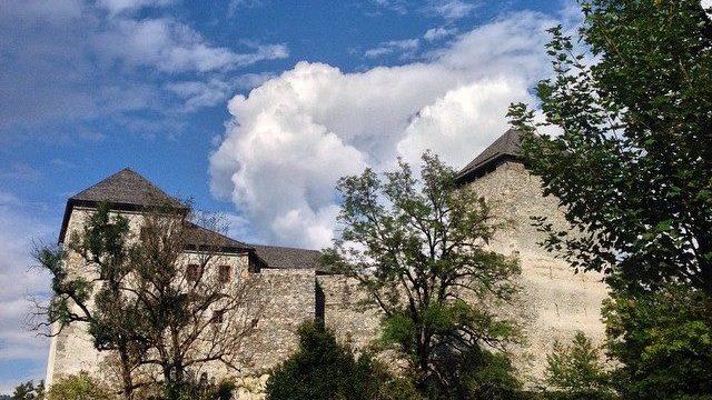 Foto Burg Kaprun