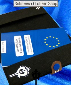 EU-Heimtierausweis Hülle Heimtierausweis Impfpass Hülle Riesenschnauzer