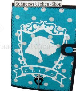 Mittelschnauzer Chico | EU-Heimtierausweis | Hundepasshülle