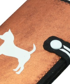 Chihuahua EU-Heimtierausweis Hundepasshülle EU-Heimtierausweis Hülle Heimtierausweis Impfpass Hülle Tierpasshülle Tierpersonalausweis