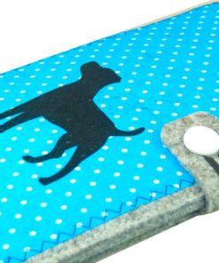EU-Heimtierausweis Hundepasshülle EU-Heimtierausweis Hülle Heimtierausweis Impfpass Hülle Tierpasshülle Tierpersonalausweis