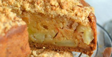 Der schnellste gesunde Kuchen ohne Zucker und Mehl ...