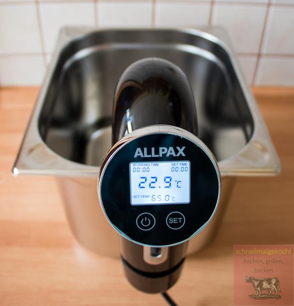 Allpax SVU Sous-Vide-Stick