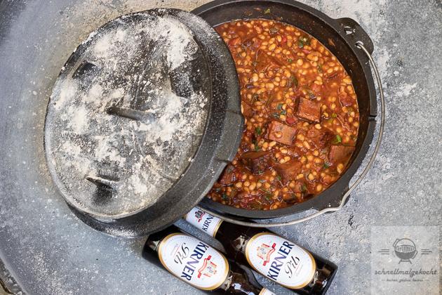 Bier Brisket Chili