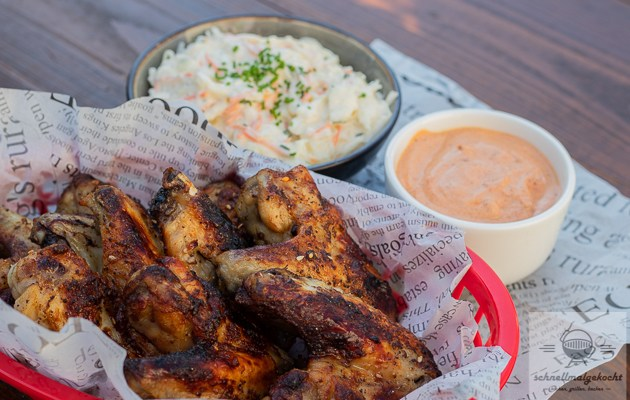 Buttermilch Chicken Wings
