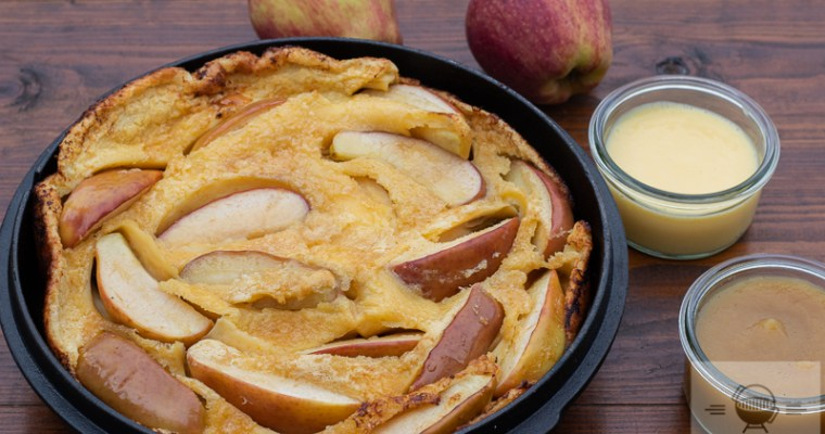 Apfel Dutch Baby