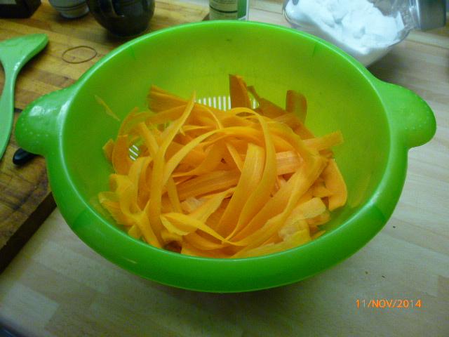 Karotten,Linsen,Rosenkohlsalat- 11.11.14   (6)
