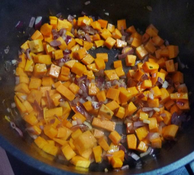 Süßkartoffel Curry mit Limette -29.1.15 (8)