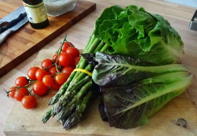 Kabeljau,Spargel,Nudeln,Salat, 16.4.15   (6)