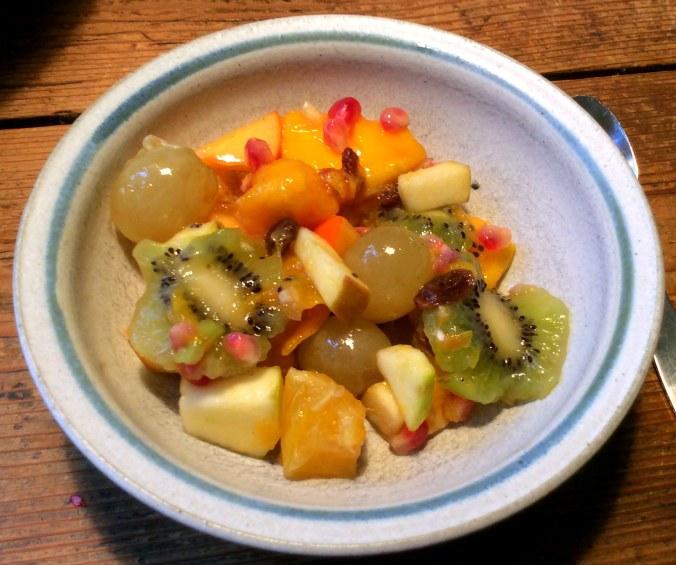 Pfannkuchen ,Pilze,Salat,Obstsalat -21.11.15   (16)