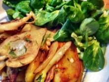 20.2.16 - Fenchel,Zwiebel,Kartoffel,Salat,vegan, (16)