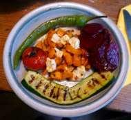 5.2.16 - Gemüse,gebackene Süßkartoffel,Rote Betesalat (10)
