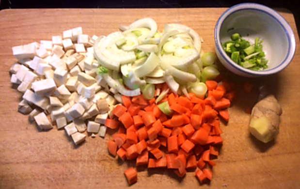 Orientalische Fenchelsuppe,vegan,pescetarisch (5)