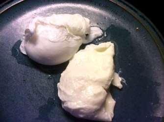 20.3.16 - Kartoffelsalat,pchiertes Ei,Quitten Dessert,vegetarisch (9)