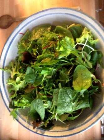 2.4.16 - Meeresspaghetti,Reisnudeln,Tomatensauce.Salat (6)