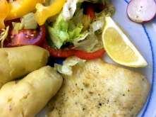 7.5.16 - Schollenfilet,Salaat,Kartoffel,pescetarisch (17)